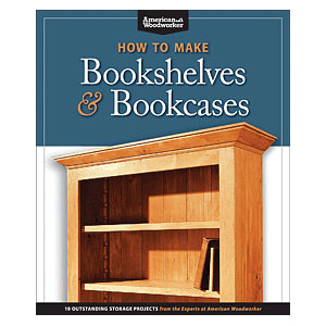 How to Make Bookshelves & Bookcases205705