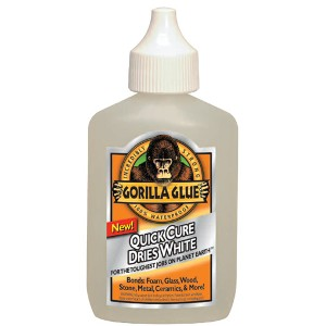Gorilla Glue Fast Cure - Dries White 165092