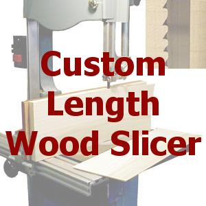 wood slicer resaw bandsaw blades
