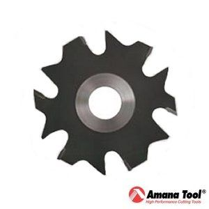 Amana 4 in. 6T Biscuit Joiner Blade 179005