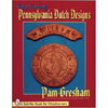 Chip Carving Pennsylvania Dutch Designs by Pam Gresham 201646