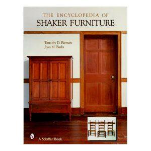 shaker furniture plans book