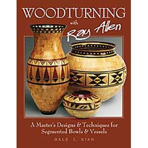 Woodturning with Ray Allen 203605