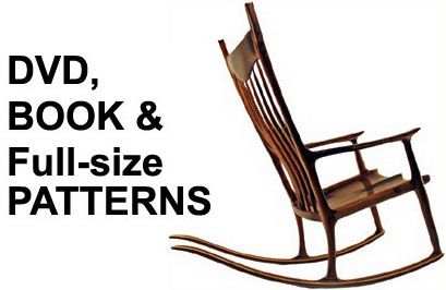 Plans For Maloof Rocking Chair