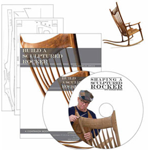 Rocking Chair Plan Package Deal