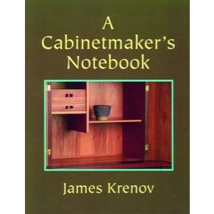 A Cabinetmaker's Notebook James Krenov 200504