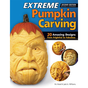 Extreme Pumpkin Carving - Second Edition 205645