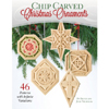 Chip Carved Christmas Ornaments 205650