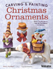 Carving & Painting Christmas Ornaments 206703