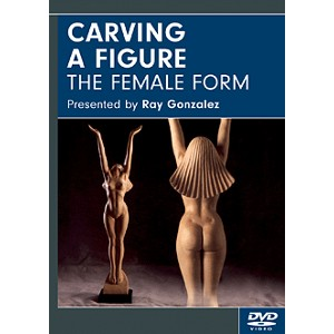 Carving A Figure : Female Form / Dvd 220619