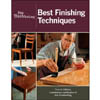 Fine Woodworking Best Finishing Techniques 204124