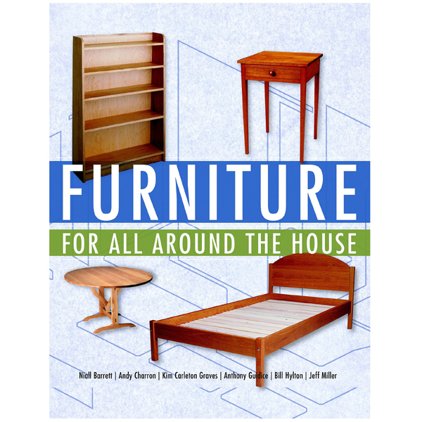 Book Furniture: Furniture For All Around The House