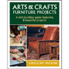 Arts and Crafts Furniture Projects by Gregory Paolini 204270