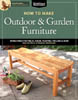 How To Make Outdoor and Garden Furniture 205752