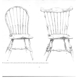 Chairmaker's Notebook Full-Size Plans 204760