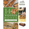 14 Wooden Boxes You Can Make 205636