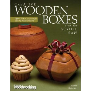 Creative Wooden Boxes from the Scroll Saw 205721