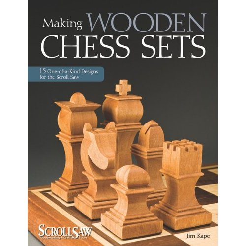 Wooden Chess Set Plans Making Wooden Chess Sets by