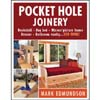Pocket Hole Joinery by Mark Edmundson 204263