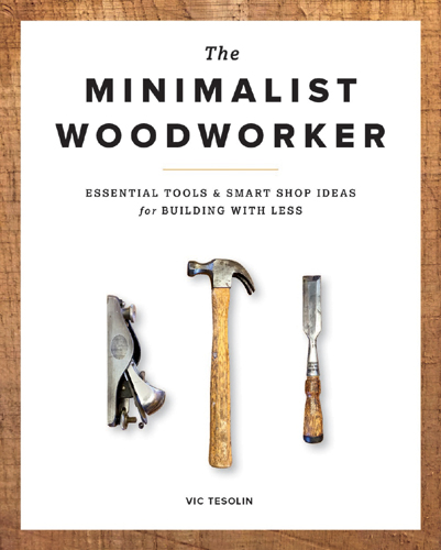 The Minimalist Woodworker by Canadian woodworker Vic Tesolin is both a good introduction to setting up a hand tool woodshop and a fun read.