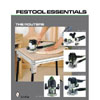 Festool Essentials : The Routers 204664