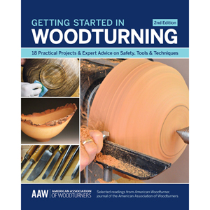Getting Started in Woodturning 205784