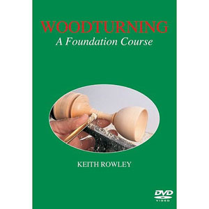 Woodturning : A Foundation Course DVD 220620