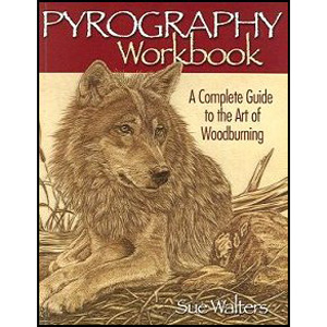 Pyrography Workbook Cover
