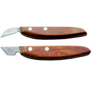 Wayne Barton Premier Chip Carving Knives, Pair 125904