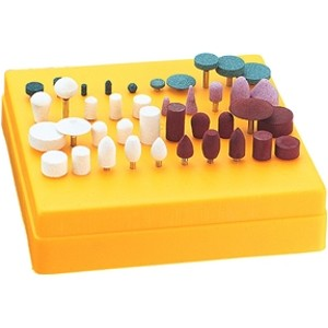 40 pc  Polishing Grinding Point Set 172698