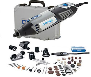 Dremel 4000-6/50 High Performance Rotary Tool Kit 128909