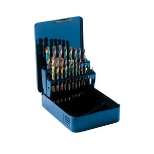 Cobalt Alloy Twist Drill Bit Set 312131
