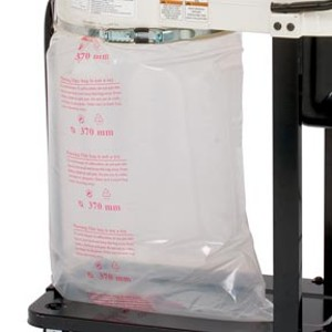Plastic Bag for 1HP Shop Fox Dust Collector 115136