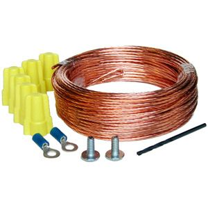 Dust Collection Grounding Kit Dust Collection Grounding