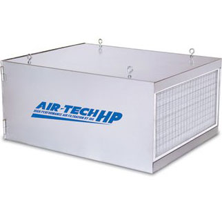 JDS Air-Tech Model HP Air Cleaner 116508