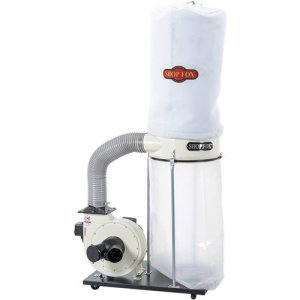 Shop Fox Dust Collector 115101