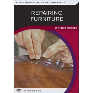 Repairing Furniture with Bob Flexner DVD  220236