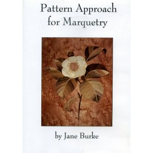 Pattern Approach For Marquetry DVD 220470