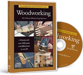 Complete Illustrated Guide To Woodworking Collection / CD-ROM  220476