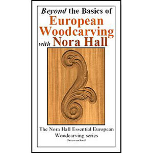 Beyond The Basics Of European Woodcarving 220602