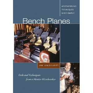 Bench Planes with Jim Kingshott DVD 220610