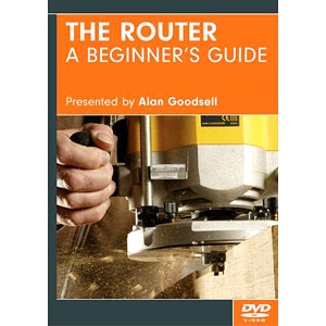 The Router : A Beginner's Guide DVD 220617