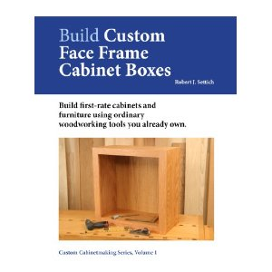 Build Custom Face Frame Cabinet Boxes DVD 220902