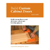 Build Custom Cabinet Doors DVD  220903