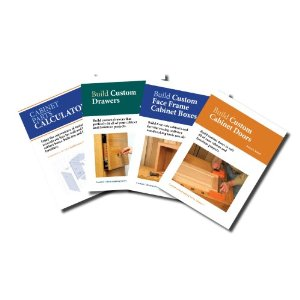 Custom Cabinetmaking DVD Series 220906