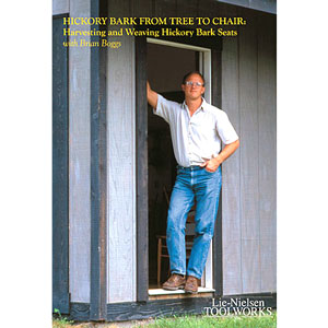 Hickory Bark from Tree to Chair DVD 221535