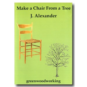 Make A Chair From A Tree DVD 221606