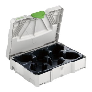 Festool Systainer with Insert for Deltex and Rotex 90 Abrasives 721453