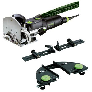 Festool DF 500 Q Domino Joiner Set w/ Trim & Cross Stops 720102