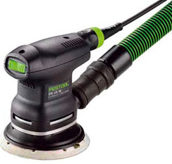 Festool ETS 125 EQ 5 in. Random Orbit Sander 720301